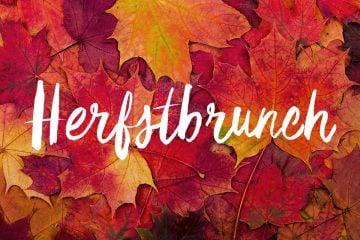 Herfstbrunch
